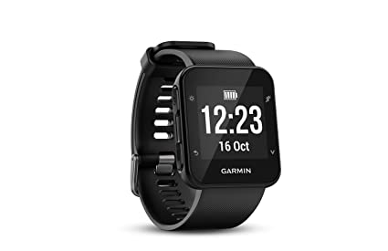 f982389eba1 Image Unavailable. Image not available for. Colour  Garmin Forerunner 35 GPS  Running Watch ...
