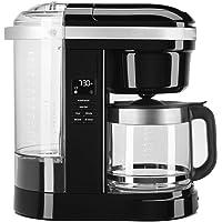 KitchenAid KCM1208OB Drip Coffee Maker, 12 Cup, Onyx Black
