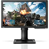 BenQ ZOWIE XL2411P 24 Inch 144Hz 1080p Gaming Monitor for Esports, 1ms Response Time, Black Equalizer, Color Vibrance, Height Adjustable Stand, Display Port