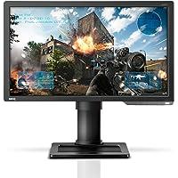 BenQ ZOWIE XL2411 - Monitor e-Sports com tecnologia Lag-Free, 24 polegadas, 144Hz , 1ms, Black eQualizer, ajuste de altura, preto
