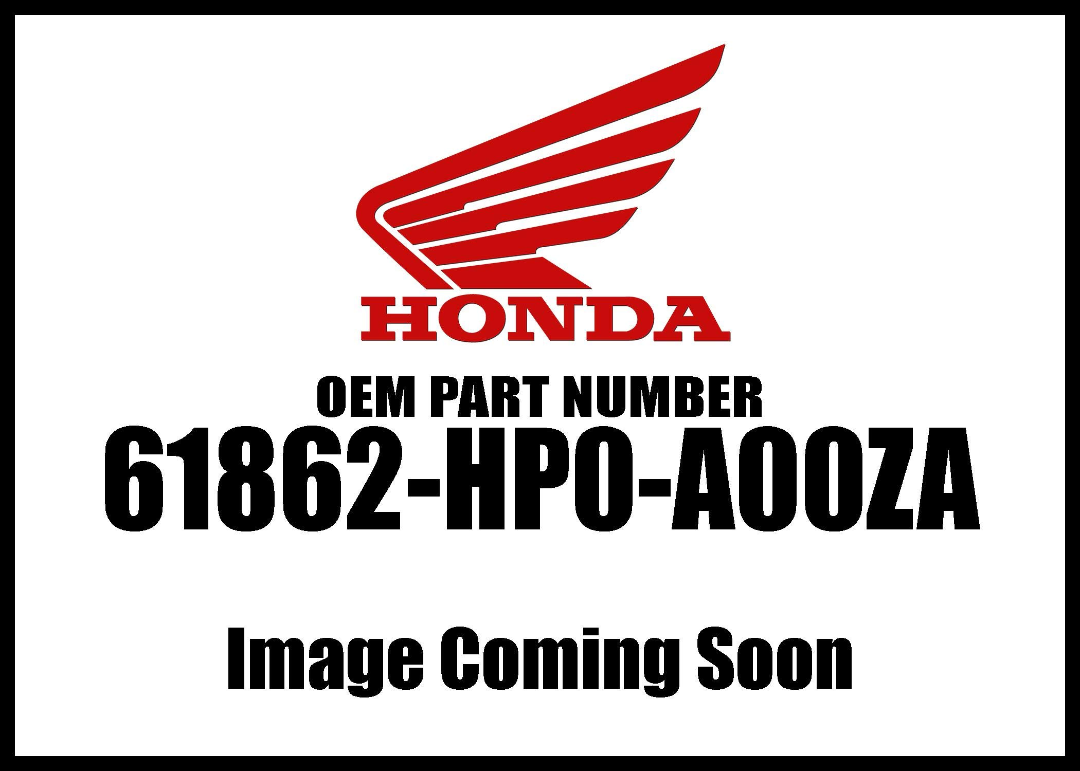 HONDA 61862-HP0-A00ZA SPH GUARD, R. *NH1*