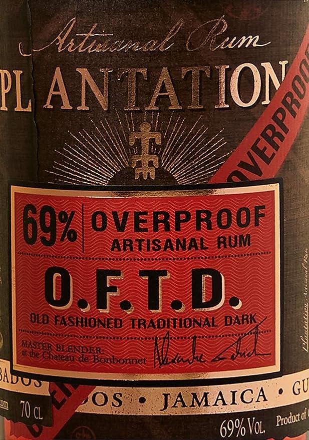 Plantation rum Rones - 700 ml