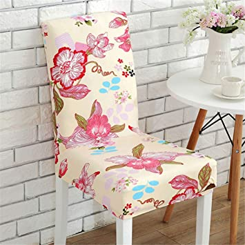 Jitian Cover Spandex Couch Vintage Élastique Fleurs Papillon Belles Nw0OXn8Pk