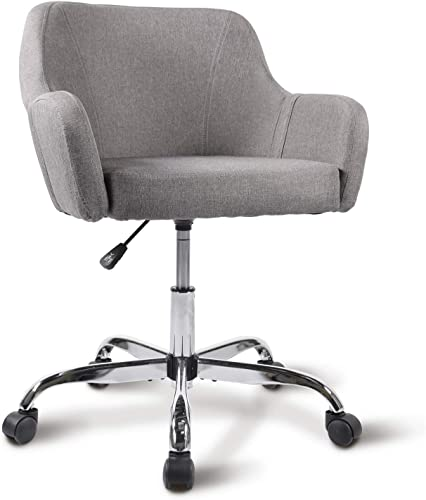 SMUGDESK Home Office Chair Padded Computer Task Chair Adjustable Desk Chair
