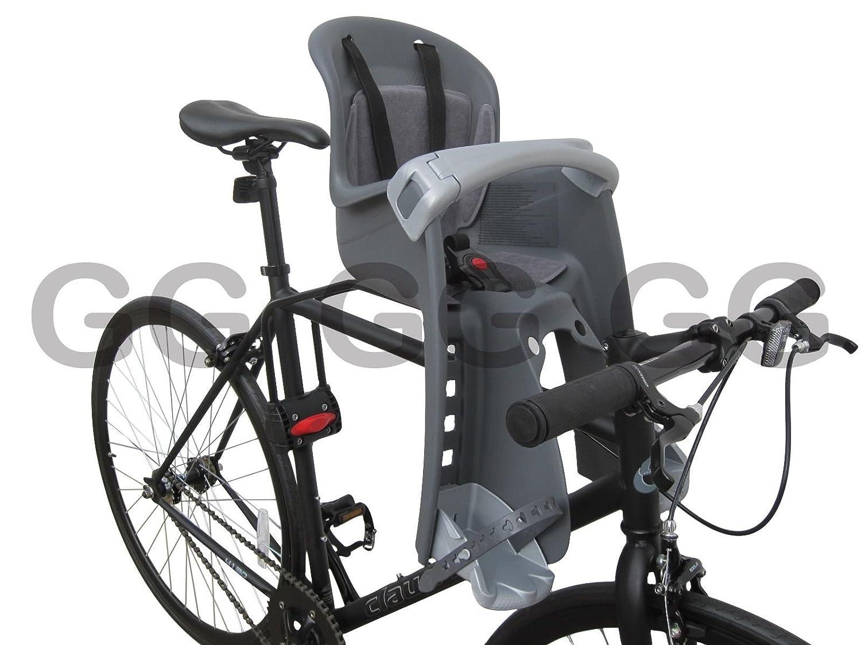 Fahrrad-Kindersitz vorne montiert für Babyschale, ab 3 Jahre: Amazon ...