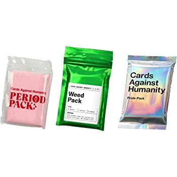 cards against humanity 2014 holiday pack toys games. Black Bedroom Furniture Sets. Home Design Ideas