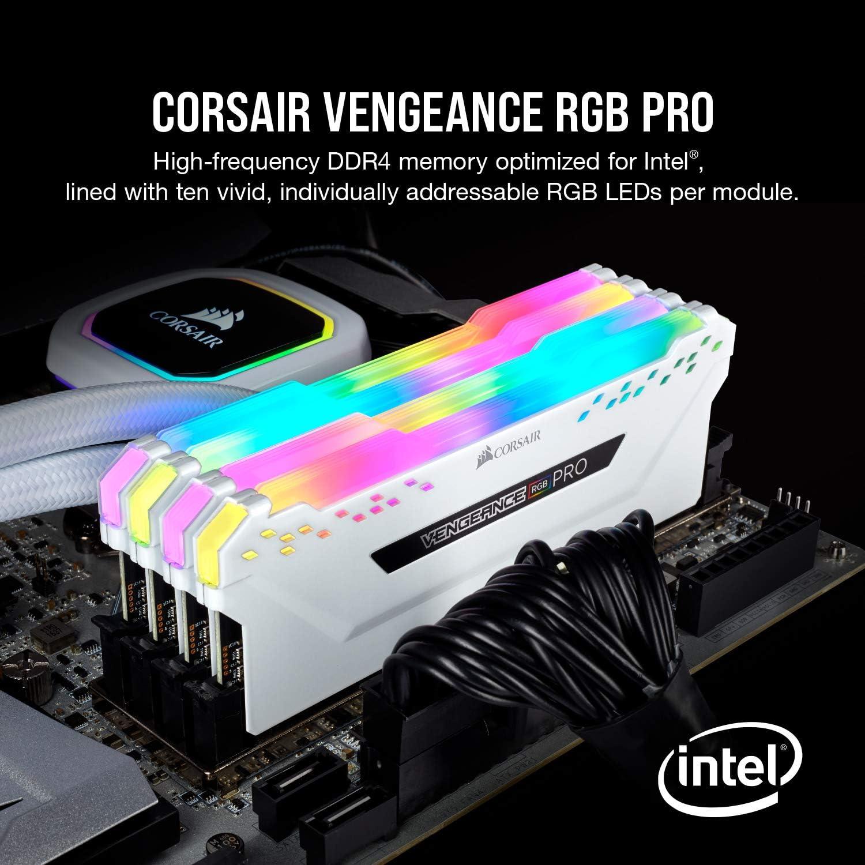 Corsair Vengeance Rgb Pro Ddr4 Enthusiast Rgb Led Computers Accessories