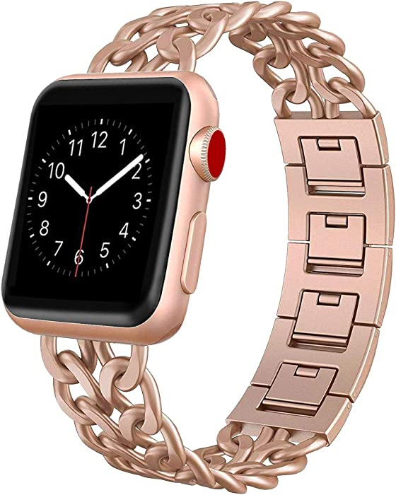 The Best Rose Gold Apple Watch Band Chain