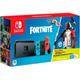 Nintendo Switch Console Fortnite Bundle