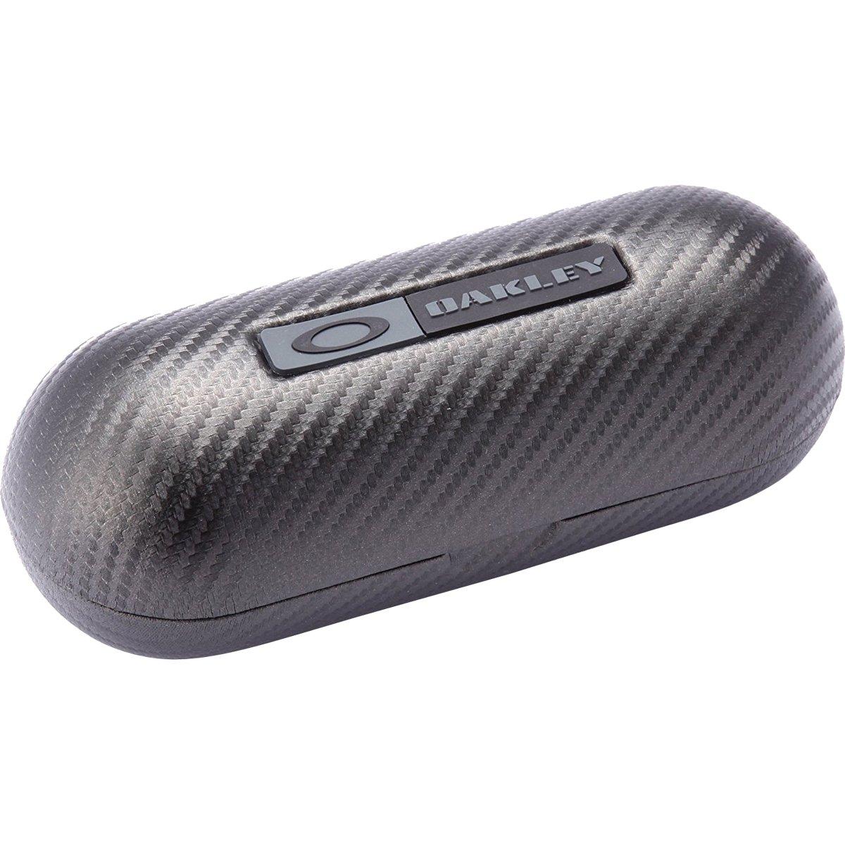 Oakley Large Carbon Sunglass Case, Carbon Fiber, Large by Oakley