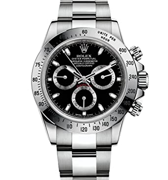 Rolex Daytona Black