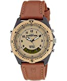 (Certified Refurbished) Timex Expedition Analog-Digital Beige Dial Men's Watch - MF13#CR