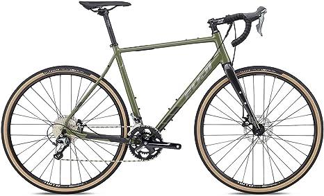 Bicicleta de carretera Gravel Bike Fuji Jari 1.7 2018 – 49 cm ...