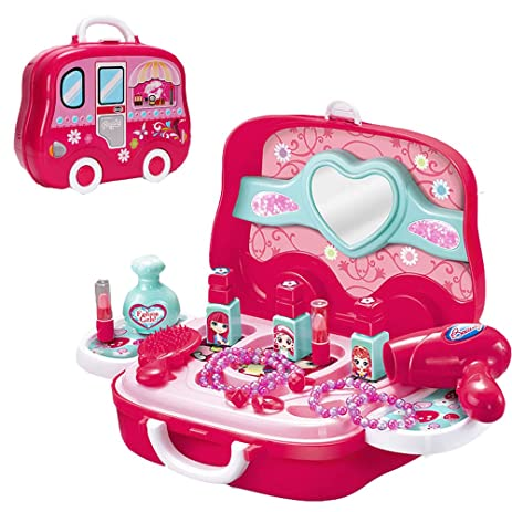 makeup kits for little girls. little girls pretend makeup kit cosmetic play set kids beauty salon toy for kits l