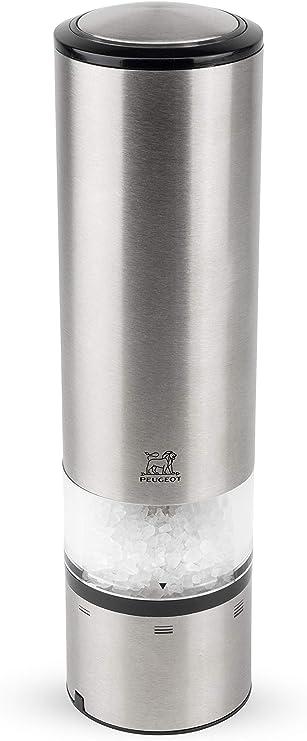 Peugeot 27179 Elis Sense U-Select Electric Salt Mill