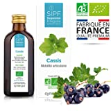 Casis eco francés ❀ Solución bebible de plantas frescas - Salud de las articulaciones,