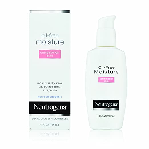 Neutrogena Oil-Free Moisture Combination Skin