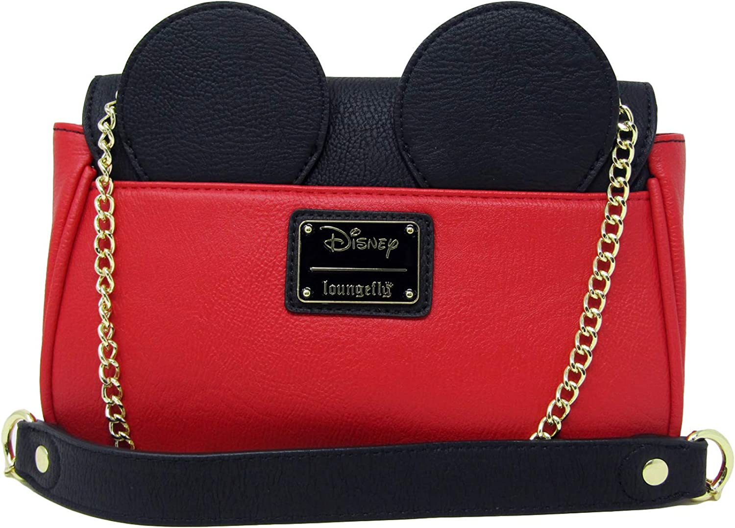 Loungefly x Kingdom Hearts Mickey Mouse Sac /à bandouli/ère