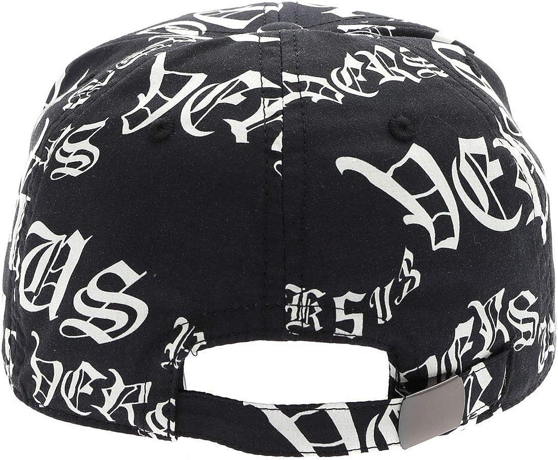 Versace Versus BUC0065BT10970B7008 Negro Algodón Sombrero Negro ...