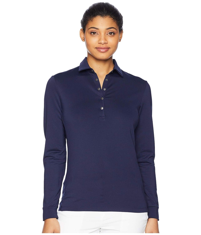 [プーマ PUMA Golf] レディース トップス シャツ Long Sleeve Polo [並行輸入品]   B07JBZCHWV