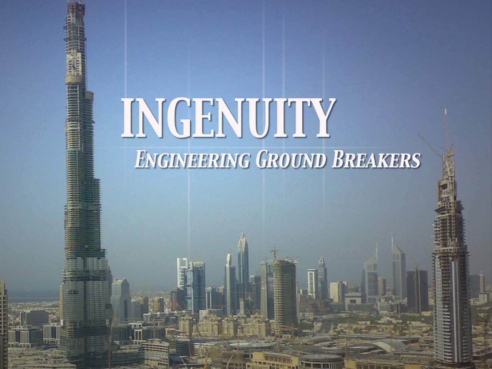 Ingenuity on Amazon Prime Video UK