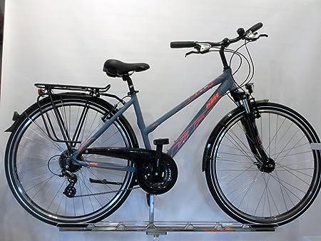 KTM Life Joy – Bicicleta de trekking Sport Paloma Coral 2017 RH 46, 16,10 kg: Amazon.es: Deportes y aire libre