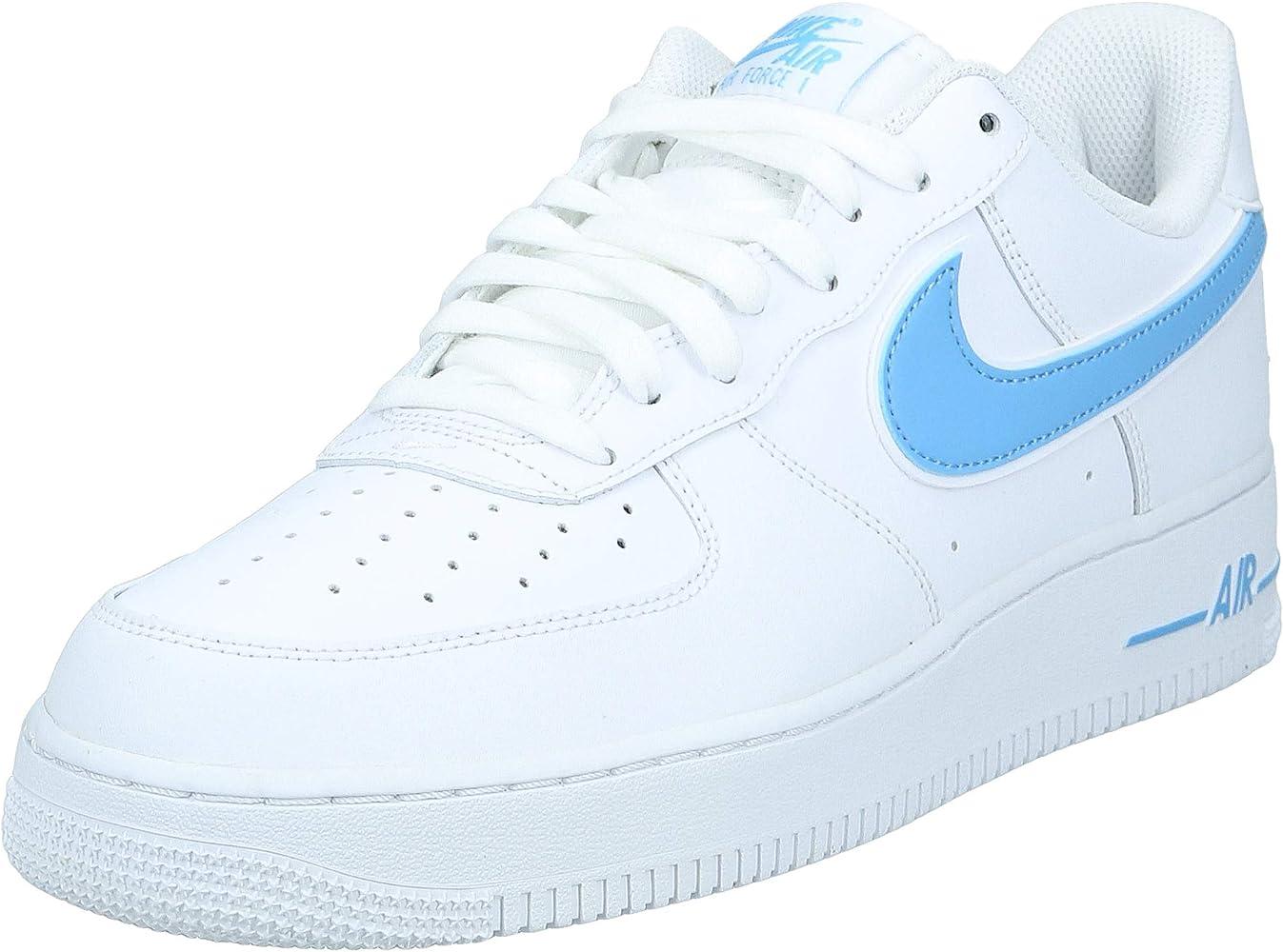 scarpe nike bianche basse