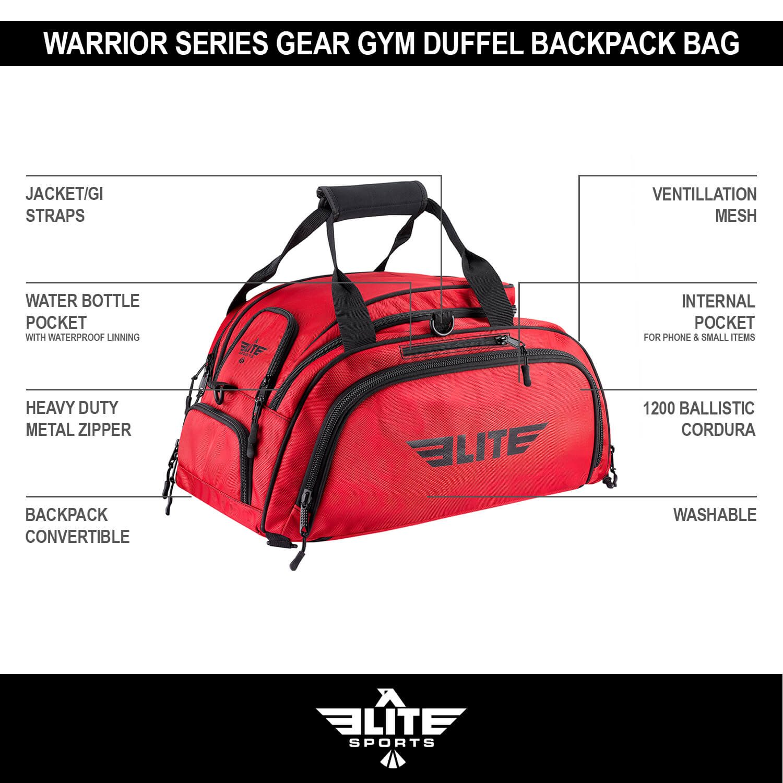 4cc11ca82009 Mua sản phẩm Elite Sports Warrior Boxing MMA BJJ Gear Gym Duffel ...