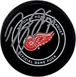 Dylan Larkin Detroit Red Wings Autographed Official