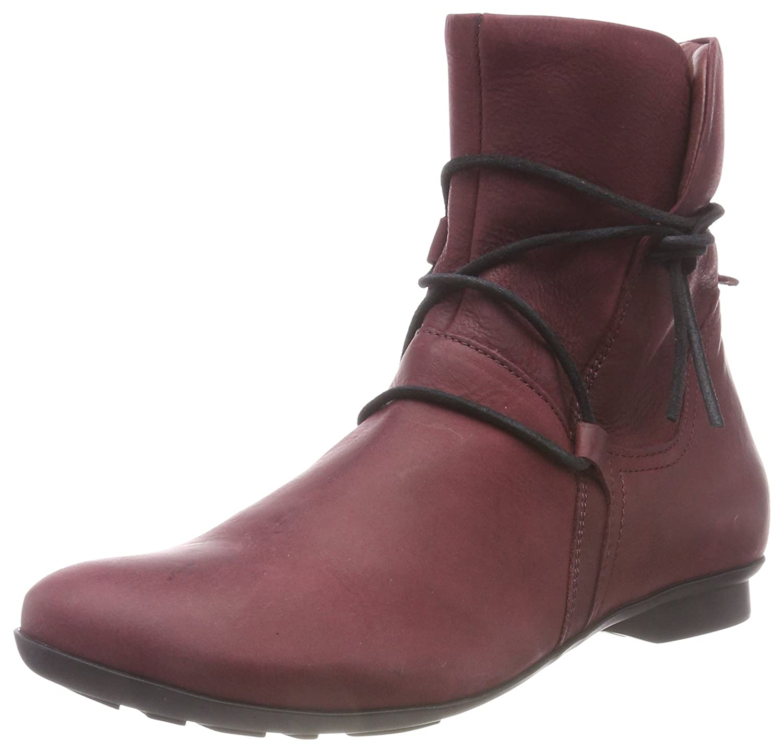 Think 19901! Keshuel_383127, Desert Boots Femme Femme Rouge Rouge (36 Vino) c358345 - piero.space