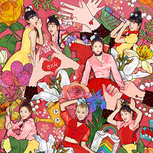 Amazon Coloring Book OH MY GIRL MP3 Downloads