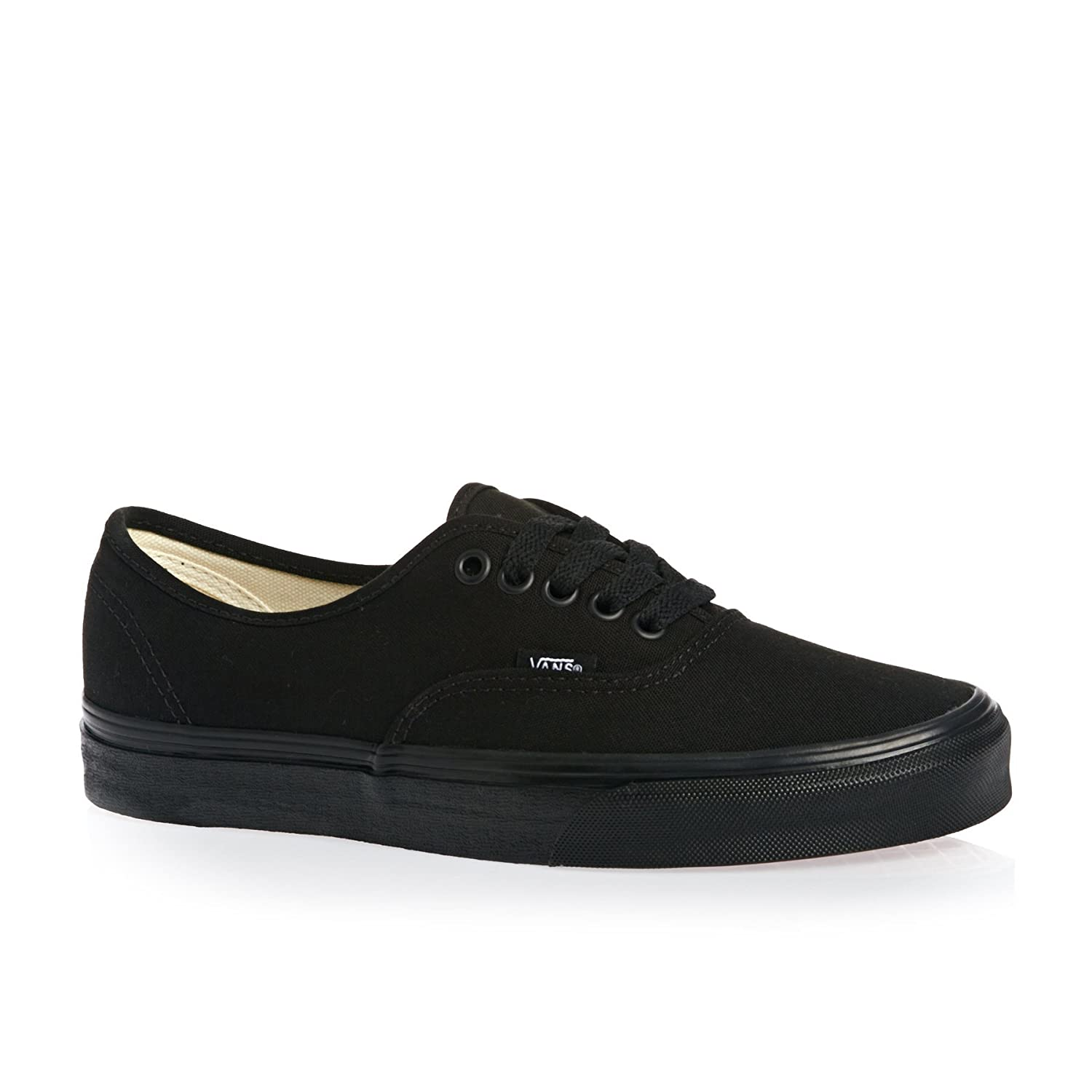 Vans Authentic - Zapatillas Unisex Adulto 42 EU|Negro