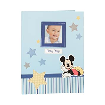 Disney Mickey Mouse Baby Days Baby Memory Book In Baby Memories U0026 Keepsakes