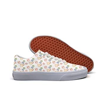 Women's Pokemonanimalcrossinggirl Skate Shoe Hottest Sneakers 2018 Popular Shoes Most Expensive Shoes