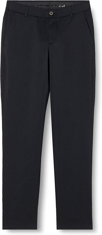 Under Armour Men's Showdown Tapered Golf Pants, Black (001)/Black, 32/30 : Clothing