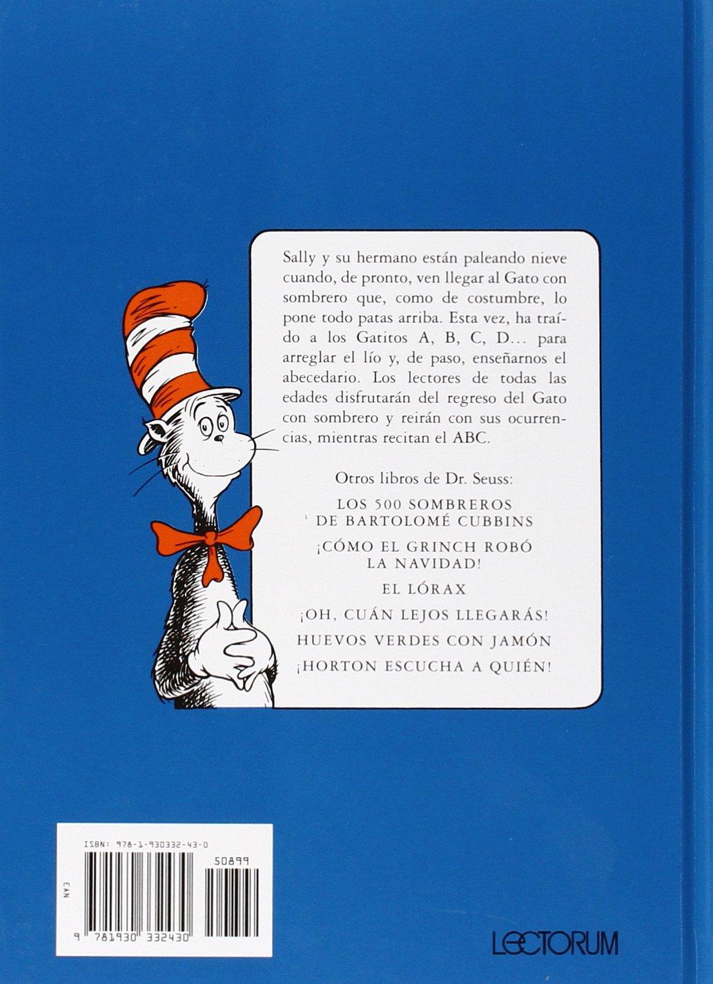 Amazon.com: El gato con sombrero viene de nuevo (I Can Read It All by  Myself Beginner Books (Hardcover)) (Spanish Edition) (9781930332430): Dr.  Seuss, ...