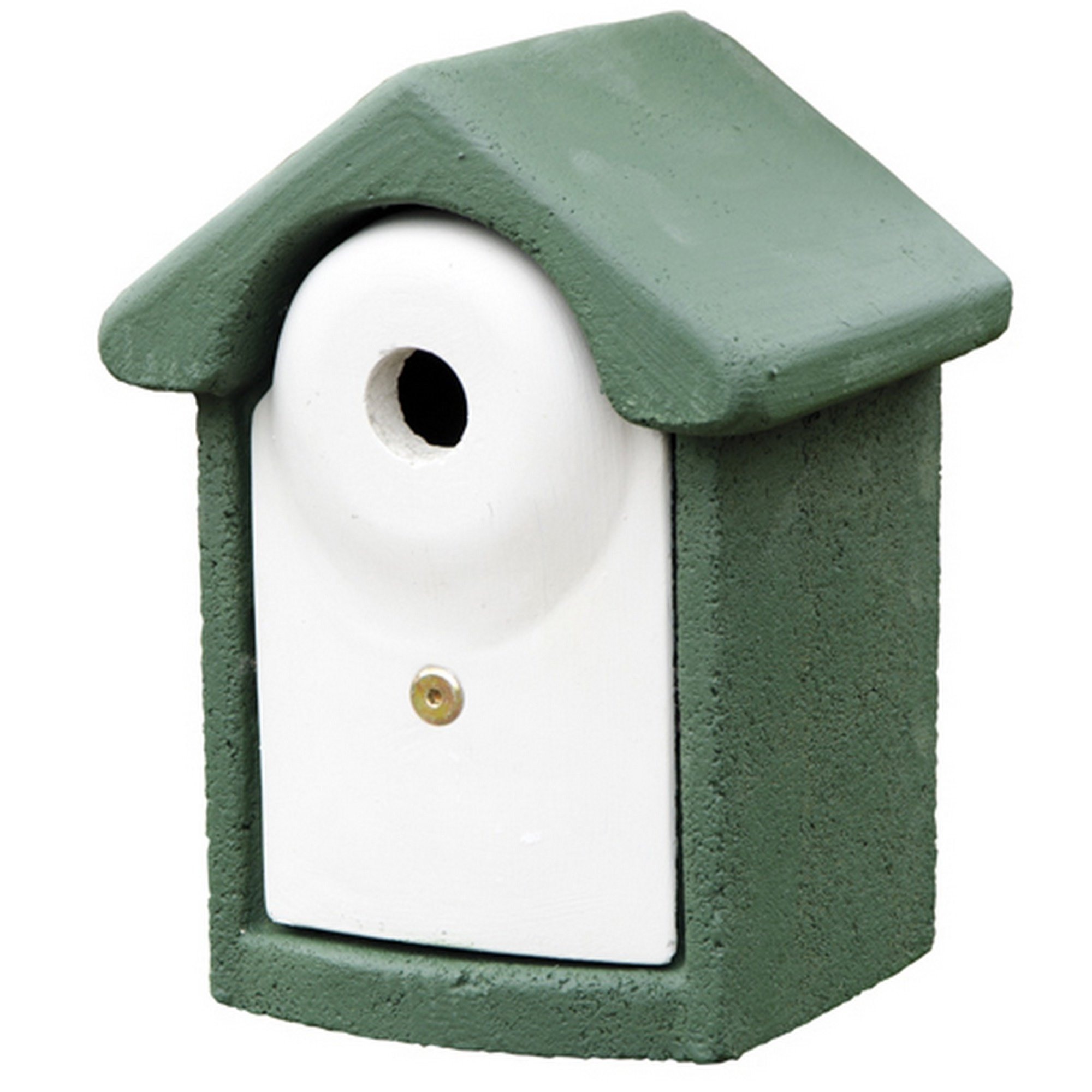 C J WoodStone Durable Nest Box (1.2in) (Green)