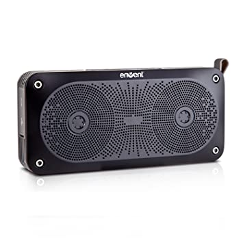loud portable bluetooth speakers. envent livefree 370 portable bluetooth speakers, ultra light wireless speakers weight only 200 gm, loud