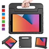 LTROP Case for iPad 10.2 2020/2019, iPad 8th Generation Case, iPad 7th Generation Case for Kids - Shockproof Light Weight Han