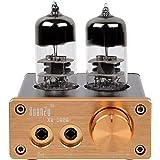 HOOMYA 6J9 Vacuum Tube Amplificateur Intégré Mini Audio HiFi Amplificateur Casque Stéréo