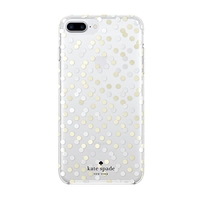 kate spade new york Protective Hardshell Case for iPhone 8 Plus - also  compatible with iPhone