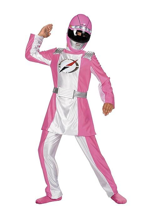 Magnificent Pink power ranger costume