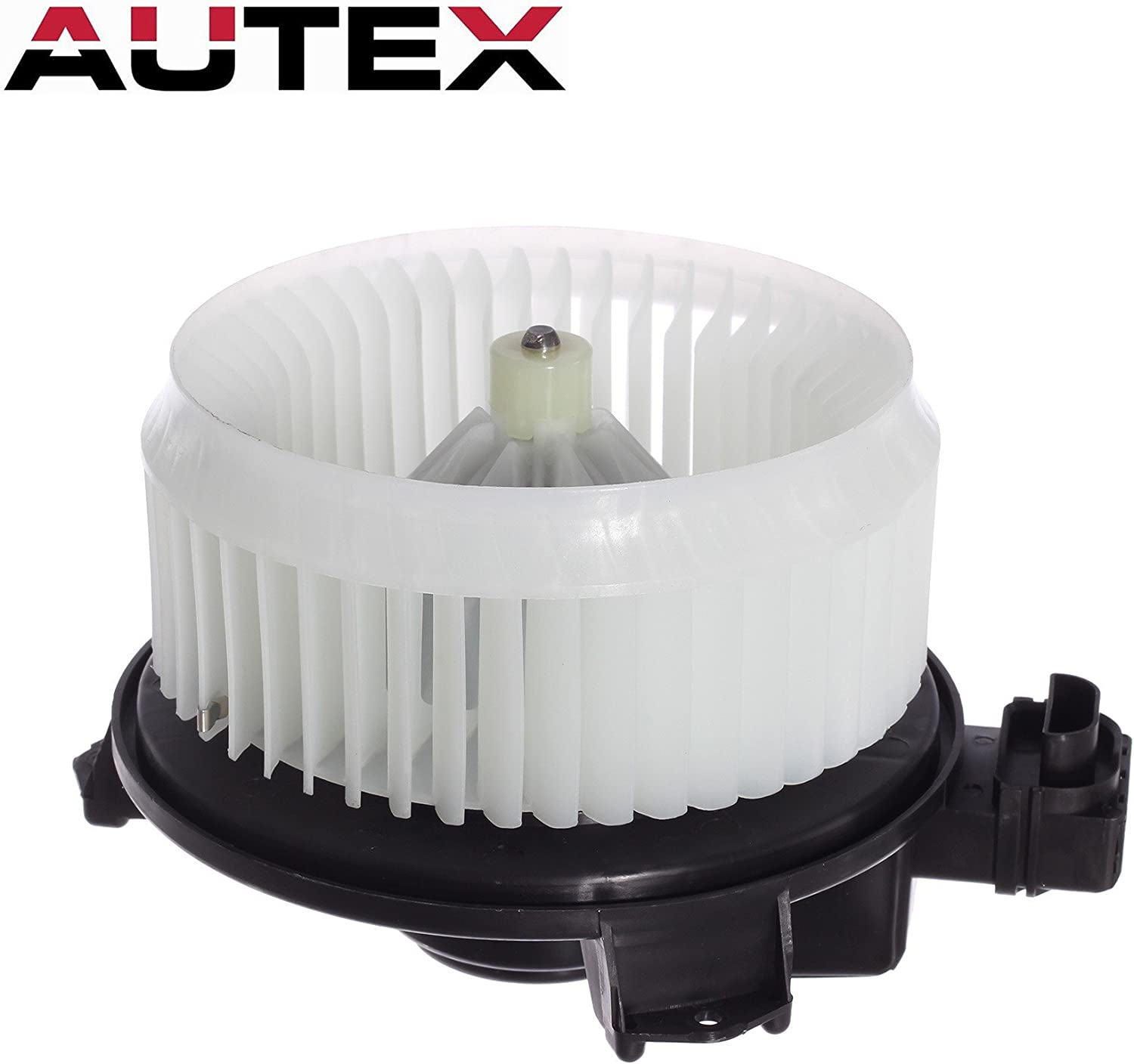 AUTEX HVAC Blower Motor Assembly Compatible with Acura MDX RDX TL TSX,Buick Lucerne,Cadillac DTS,Dodge Avenger Caliber,Ford Edge Fusion,Honda Accord CRV 2007-2014 Blower Motor 700203