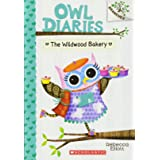 The Wildwood Bakery: A Branches Book (Owl Diaries #7) (7)