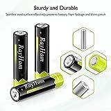 RayHom AAA Rechargeable Batteries 1100mAh Ni-MH