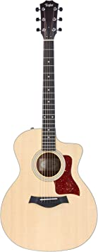 Taylor 214ce Rosewood/Spruce Grand Auditorium Acoustic-Electric