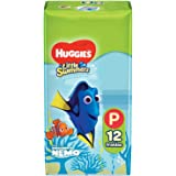 Huggies Fralda Little Swimmers P, 12 Fraldas