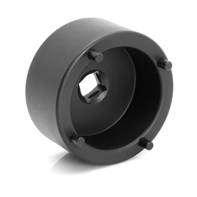 OEMTOOLS 25969 Hub Locknut Socket (Toyota 4-Pin)