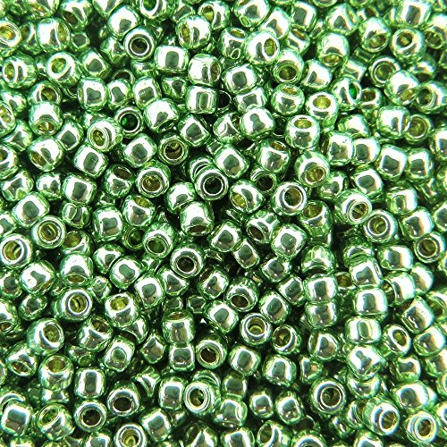 TOHO Seed Beads Round Rocaille Size 11/0, 28 Grams, 6