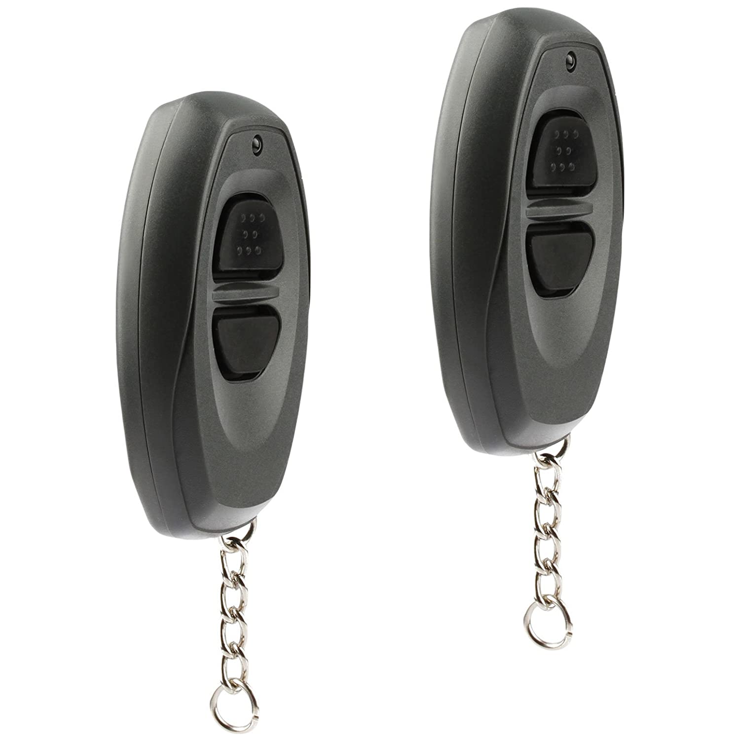 BAB237131-022, 08191-00870 Set of 2 USARemote Car Key Fob Keyless Entry Remote fits Toyota Dealer Installed Systems
